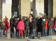 visite scolaire Bayonne
