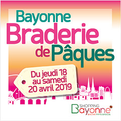 BRADERIE PAQUES 2019