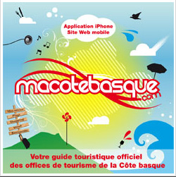 Ma côte basque
